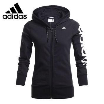 Original New Arrival 2016 Adidas Women's jackets Hooded Sportswear free shipping