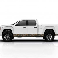 Camo Truck Wrap | Most Popular Pattern | Free Shipping
