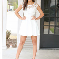 Oh My Darling Dress - Ivory