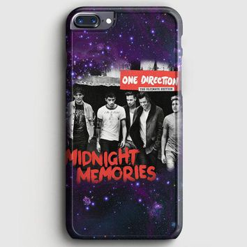 One Direction Lyrics iPhone 8 Plus Case | casescraft