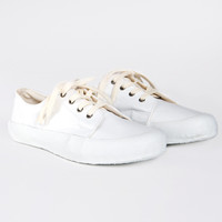 Leather Low Side Trainer