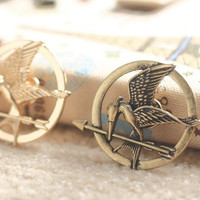 Hunger Games Pin,Mockingjay Pin,Hunger Games Brooch