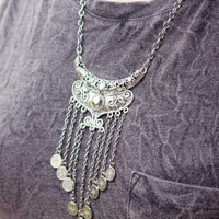 Gypsy Coin Necklace