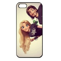 TANGLED Punzie And Flynn iPhone 5 Case iPhone 5 cover