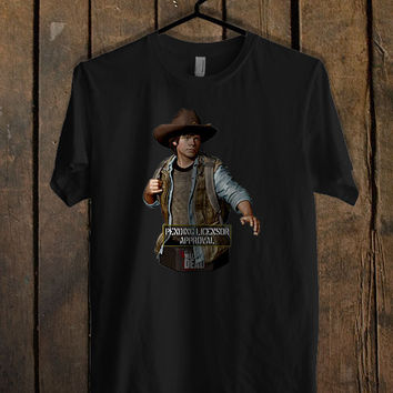 Chandler Riggs Carl Grimes The Walking Dead TV Series T Shirt Mens T Shirt and Womens T Shirt *