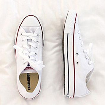 Converse Fashion Canvas Flats Sneakers Sport Shoes