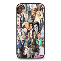 One Direction Niall Horan Collage iPhone 4/4s Case