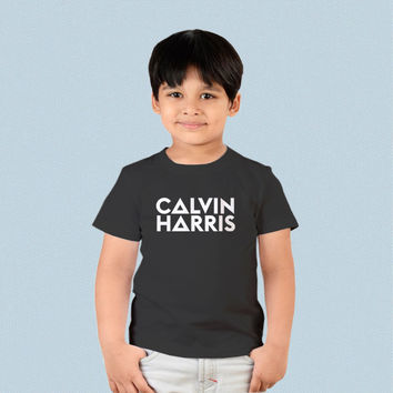 Kids T-shirt - Calvin Harris Logo