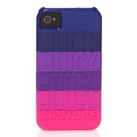 JUICY COUTURE Stackable case for iPhone 4 & 4S