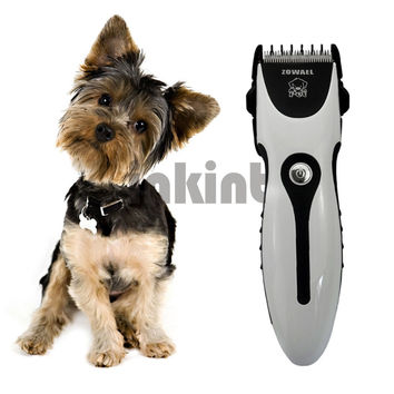 High Quality Rechargeable Electrical Pet Hair Trimmer