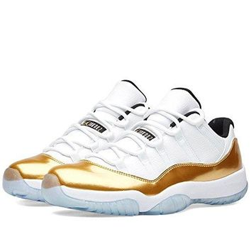 "Men's Jordan Air 11 Retro Low ""Closing Ceremony"" Basketball-Shoes - 528895 103"
