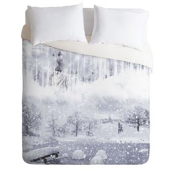 Belle13 Snow Queen Duvet Cover