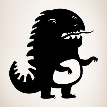 Vinyl Wall Decal Sticker Dragon Monster #OS_MB294