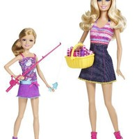 Barbie Sisters Go Fishing Barbie And Stacie Doll 2-Pack