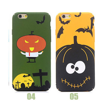 Halloween Mobile Phone Case For Iphone 7 Plus Case Cover
