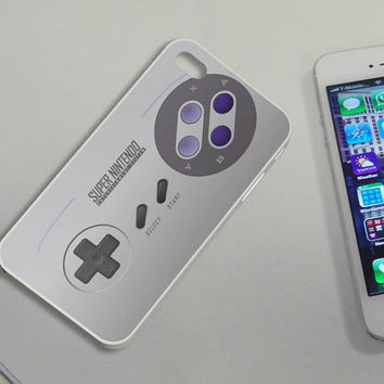 snes Controller Nintendo For Device Case Samsung Galaxy S2/S3/S4 - I9100/I9300/I9500 And iPhone 4/4s/5/5s/5c