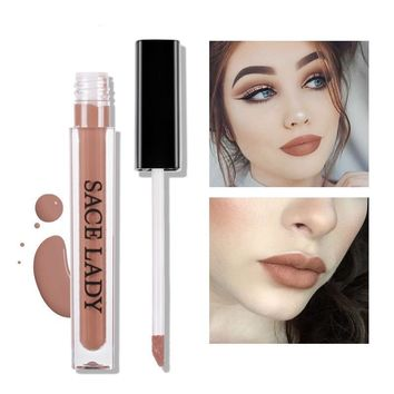Ultra Matte Lipstick Long Lasting Lip Gloss
