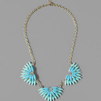 MARQUITA MARQUISE STATEMENT NECKLACE