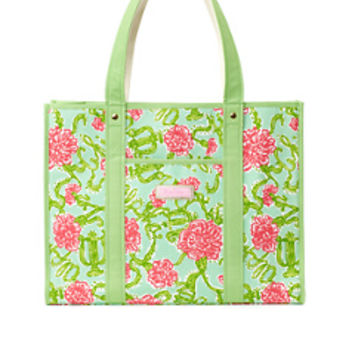 The Original Tote- Alpha Chi Omega - Lilly Pulitzer