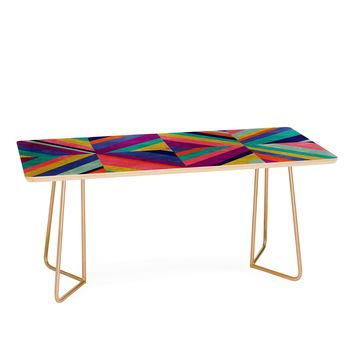 HYBRID 1 Coffee Table by Jacqueline Maldonado