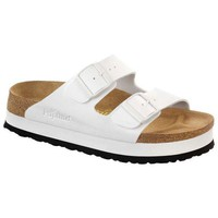 DCCKU62 Sale Birkenstock Arizona Birko Flor White 364053 Sandals