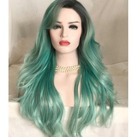 Magical Mermaid - UniWigs ® Official Site