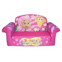 Marshmallow - Flip Open Sofa - Bubble Guppies