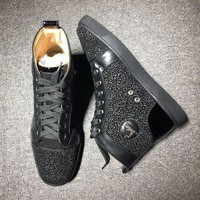 DCCK Cl Christian Louboutin Style #2109 Sneakers Fashion Shoes
