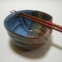 Rice/Noodle Bowl by faulknerstudio on Etsy