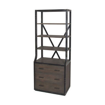 Astoria Shelf Waterfront Grey Stain