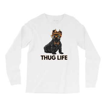thug life Long Sleeve Shirts