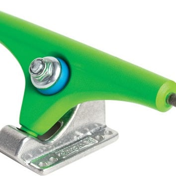 "Gullwing Charger II 10.0"" Green Longboard Trucks"