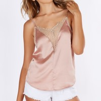 Looking For Love Lace Cami