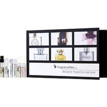 FRAGRANCENET.COM DESIGNER FRAGRANCE SAMPLER 6 PIECE WOMENS VARIETY WITH SIMPLY BELLE & GUILTY GUILTY & VERA WANG LOVESTRUCK & ROMANCE & MARC JACOBS DAISY & EXCEPTIONAL BECAUSE YOU ARE AND ALL ARE VIAL MINIS WOMEN