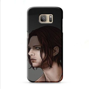 Bucky Barnes Art Civil War Samsung Galaxy J7 2015 | J7 2016 | J7 2017 case