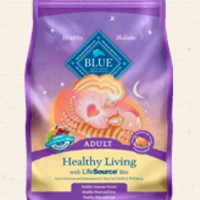Blue Buffalo Healthy Living Dry Cat Food