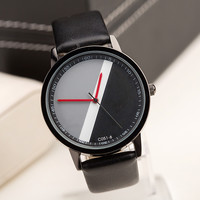 Great Deal Designer's Trendy Gift Good Price New Arrival Awesome Casual Waterproof Quartz Unisex Stylish Watch [4933059524]