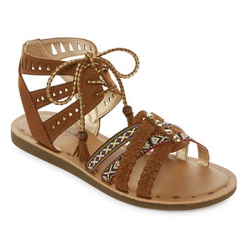 Arizona Martin Womens Gladiator Sandals - JCPenney