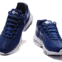 Air Max 95 Cobalt Blue/White