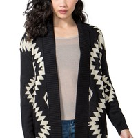 Jagged Edge Cardigan