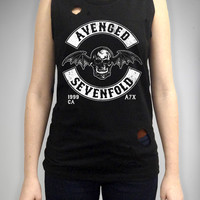 Avenged Sevenfold Muscle Tank Top