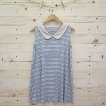 Collar Knit Dress