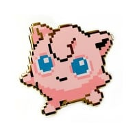 Jiggly Puff Pin
