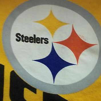 PITTSBURGH STEELERS SHORT-SLEEVE NFL TSHIRT SHIPPING