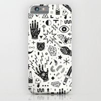 Witchcraft II iPhone & iPod Case by LordofMasks