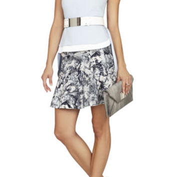 BCBG High-Low Ariana Sleeveless Top