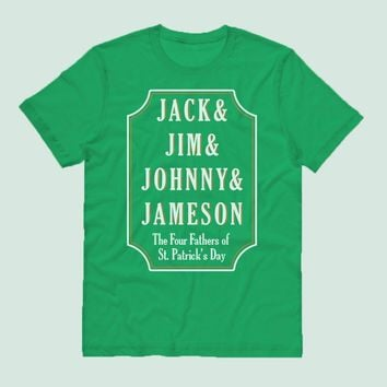 Jack, Jim, Johnny & Jameson Shirt