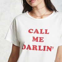 Call Me Darlin Graphic Tee