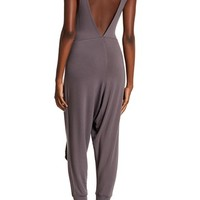 Free People | Open Back Knit Waist Tie Slouch Fit Jumpsuit | Nordstrom Rack
