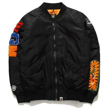 On Sale Hot Deal Sports Cotton Jacket Baseball [420151885860]